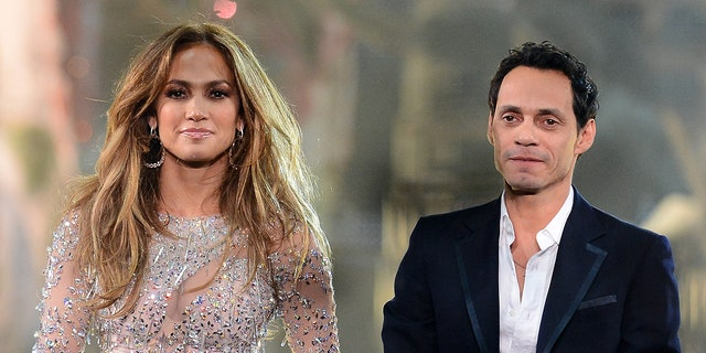 Jennifer Lopez was married to Marc Anthony from 2004-2014. (Photo by Ethan Miller/Getty Images)