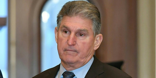 U.S. Joe Manchin, D-W.Va. (Getty Images)