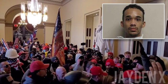 Twitter bans Trump, but left-wing activist charged in Capitol riot still active on platform
