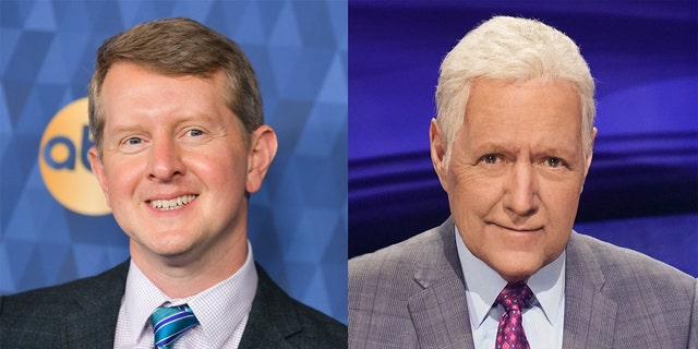 Ken Jennings took over as interim 'Jeopardy!' host after Alex Trebek's passing.