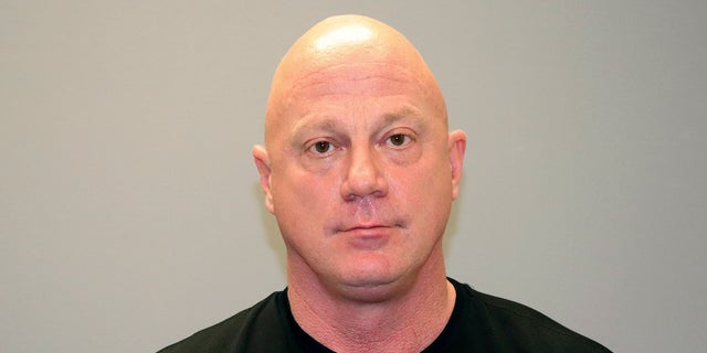 This undated photo provided by the Grapevine, Texas Police Department in January 2021 shows Larry Rendall Brock Jr.