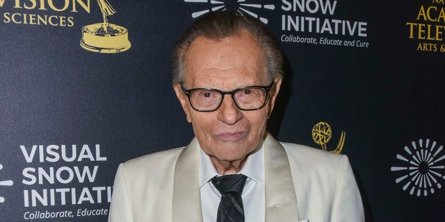 TV icon Larry King died over the weekend at the age of 87.  (Photo by Vivien Killilea / Getty Images for The Artists Project)