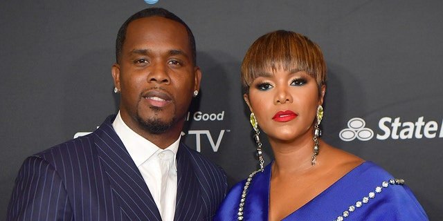 LeToya Luckett (right) and her husband Tommicus Walker (left) have announced their plans to get a divorce. (Photo by Prince Williams/Wireimage)