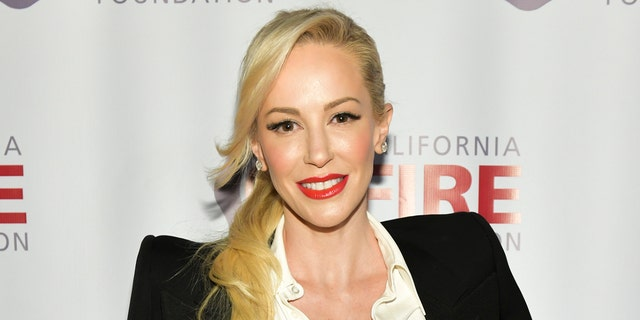 Louise Linton stars in 'You Me Madness,' which she also wrote and directed. (Getty Images)