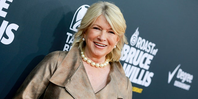 "Martha Stewart revealed that she was once asked to host ""Saturday Night Live"" but was blocked by her probation officer. (Getty Images)"