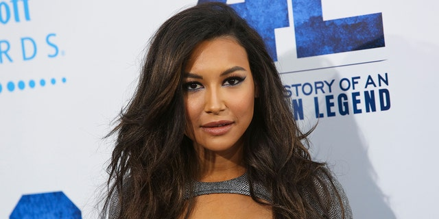 'Glee' star Naya Rivera died in July at the age of 33. (Photo by Imeh Akpanudosen/Getty Images)