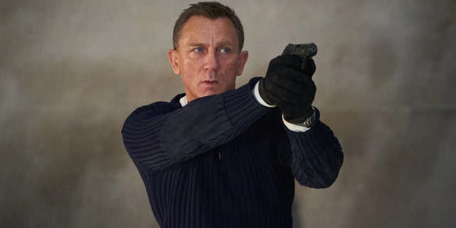 Bond flick 'No Time to Die' has once again been pushed back. The movie will now hit theaters on Oct. 8.