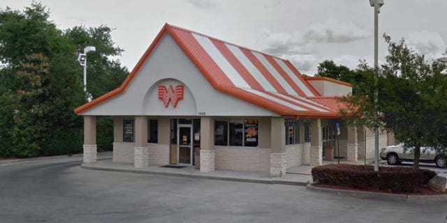 "Over 100 customers at a Whataburger in Pace, Fla., treated each other to breakfast and lunch during an hours-long ""pay-it-forward"" chain at the drive-thru, initiated after an act of kindness by a regular customer."