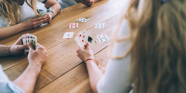 A woman in the Netherlands has made a genderless deck of playing cards with gold, silver and bronze instead of kings, queens and jacks, Reuters reported. (iStock)