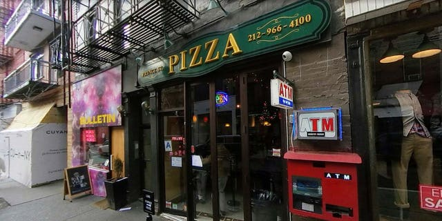 The owners of the pizzeria apologized and stepped down.