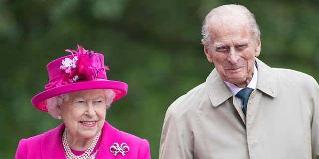 Queen Elizabeth II and Prince Philip, Duke of Edinburgh, received COVID-19 vaccinations earlier this month. (Getty Images)