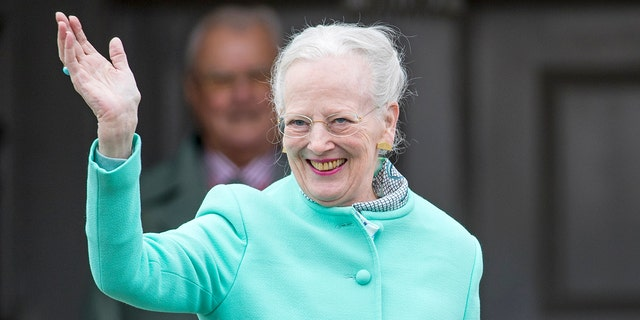 Queen Margrethe II of Denmark has received her first dose of the COVID-19 vaccine. (Photo by Patrick van Katwijk/Getty Images)