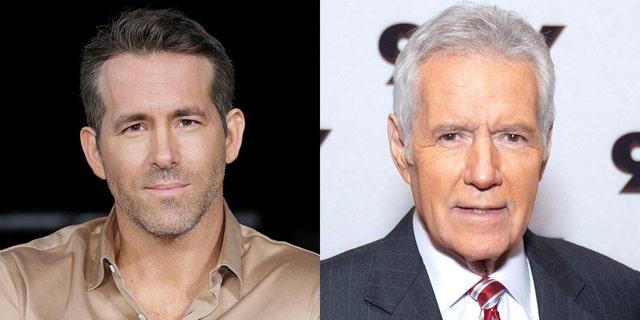 Ryan Reynolds appeared on one of Alex Trebek's last episodes of 'Jeopardy!'