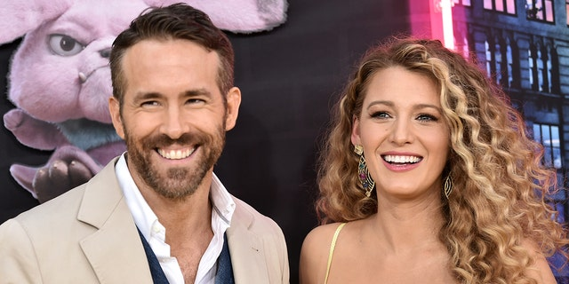 Ryan Reynolds and Blake Lively co-starred in 'Green Lantern.' (Photo by Steven Ferdman/Getty Images)