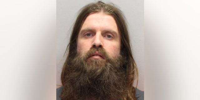 Shawn Massey, 38, was captured after four weeks on the run following the killing of a New Jersey man.