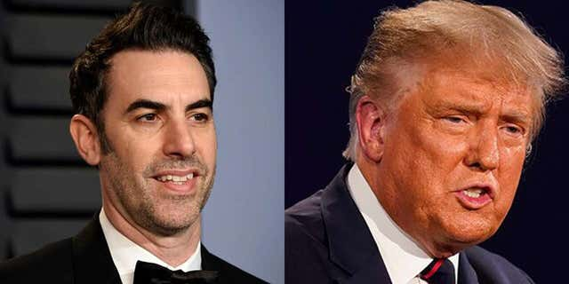 Sacha Baron Cohen urged Google and YouTube to remove President Donald Trump's YouTube account from its video platform.