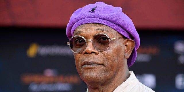 Samuel L. Jackson encouraged Instagram followers to get vaccinated.