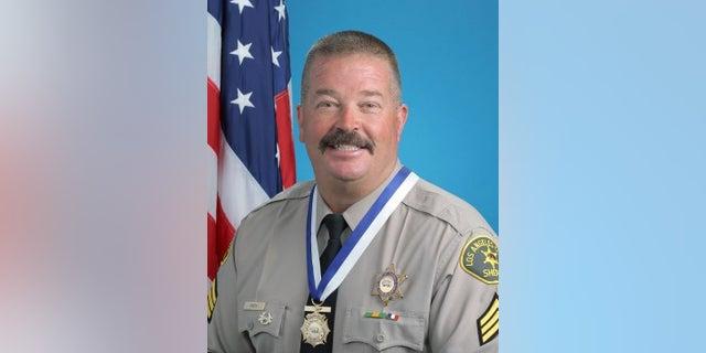 Los Angeles County Sheriff's Department Sgt. Steve Owen, a 29-year veteran, was killed in 2016.