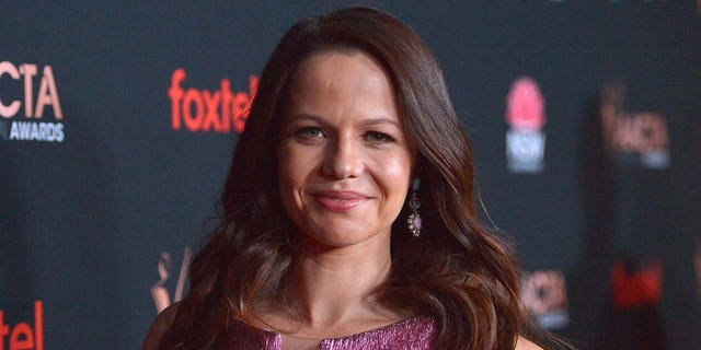 Tammin Sursok has announced that her husband has coronavirus. (Photo by Charley Gallay/Getty Images for AACTA)