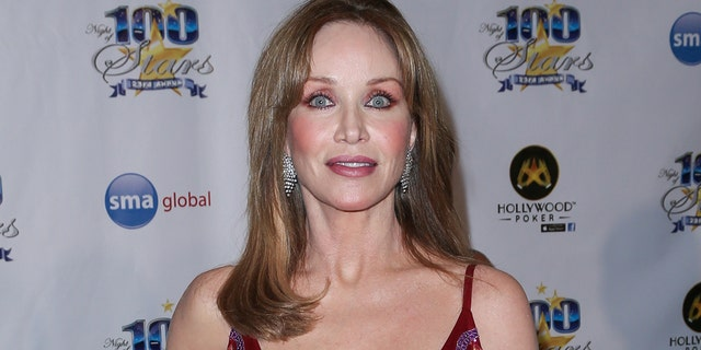 Tanya Roberts' longtime partner previously told Fox News he is 'devastated' following the actress' death. (Photo by Paul Archuleta/FilmMagic)