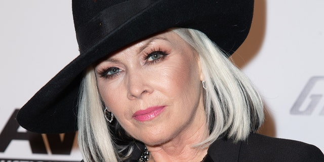 Terri Nunn apologized for her performance at Mar-a-Lago on New Year's Eve. (Photo by Earl Gibson III/Getty Images)