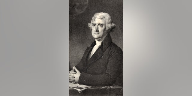 A portrait of Thomas Jefferson (iStock)