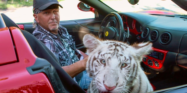 'Tiger King' subject Jeff Lowe previously took over Greater Wynnewood Exotic Animal Park in Oklahoma.