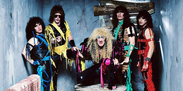 Twisted Sister's drummer A.J. Pero passed away in 2015.