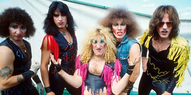 Twisted Sister formed in 1972.