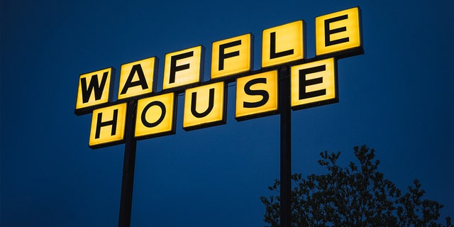 """This is for you. I want to say thank you very much,"" the caring customer told a Waffle House waitress, handing over the receipt with a tremendous tip."