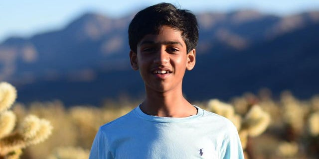Arunay Pruthi was swept away by a rogue way on a beach in the San Francisco bay area Monday and his family is now offering a $50,000 reward to anyone who can locate him.