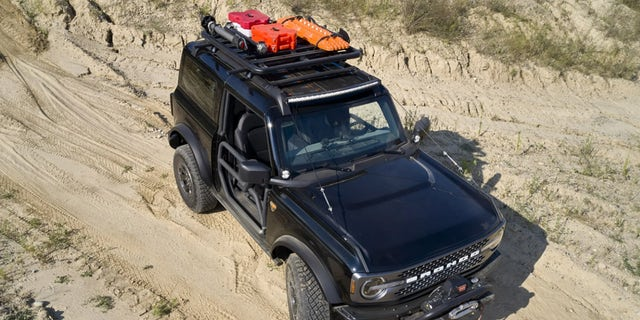 2021 Ford Bronco: Here are 300 things you can do to it