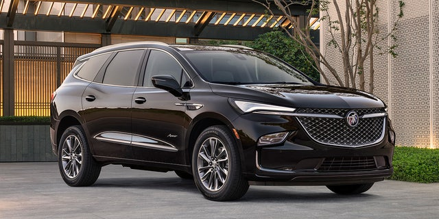 The Buick Enclave is being updated for 2022.