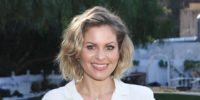 Candace Cameron Bure received criticism for following both liberal and conservative accounts on social media.
