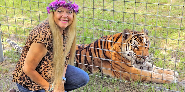 Carole Baskin talks to Fox News about the issue she has with 'Tiger King,' the Netflix documentary that made her a household name.