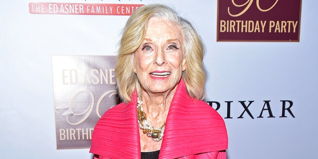 Cloris Leachman is known for earning more Emmy awards than any other actor, with eight primetime awards and another Daytime Emmy. (Photo by Michael Tullberg/Getty Images)