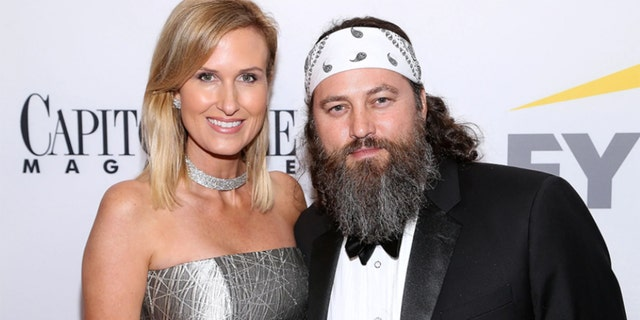 Korie Robertson (left) received mixed reactions to a prayer she shared to her Instagram on Wednesday.