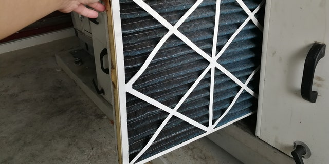 Depending on the size of your house and whether you have a pet, you may need to swap out your furnace filter as often as once a month.