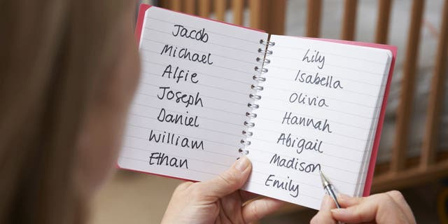 Two famous friends chose the same baby name with different spellings nearly three years apart and made headlines for it. (iStock)