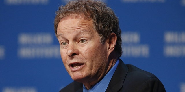 John Mackey, CEO of Whole Foods, came underfire for suggesting Americans don't need health care if they eat better. (Photographer: Patrick T. Fallon/Bloomberg via Getty Images).