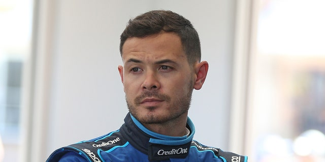 Larson raced for Ganassi Motorsports in 2020 before he was suspended for using a racial slur during an online sumulation race.