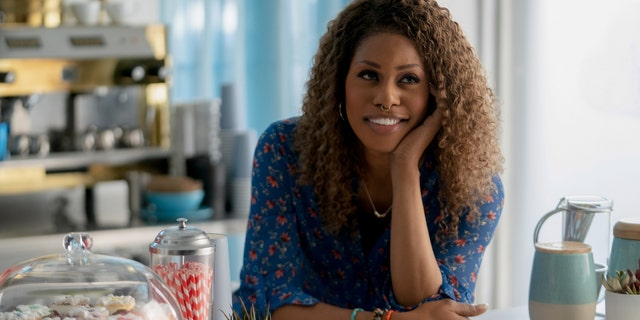 Laverne Cox stars as 'Gail' in director Emerald Fennell's 'Promising Young Woman.'