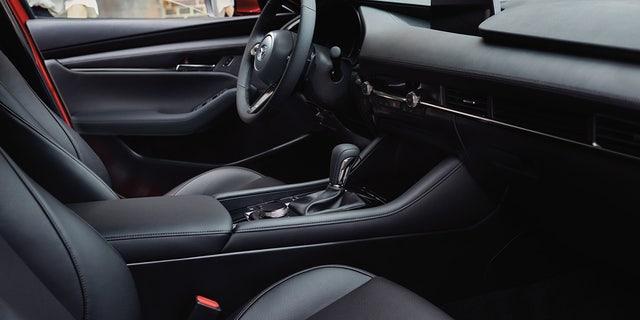 Standard Mazda3 shown