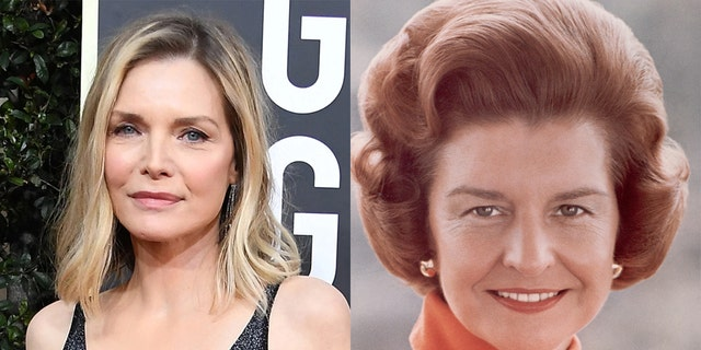 Showtime's 'First Lady' taps Michelle Pfeiffer to star as Betty Ford
