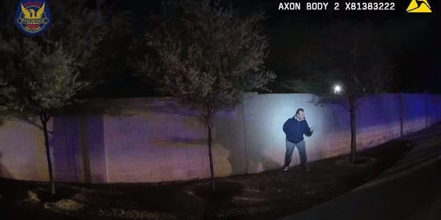 Phoenix police release bodycam video in deadly shooting of man who told officers he had a gun