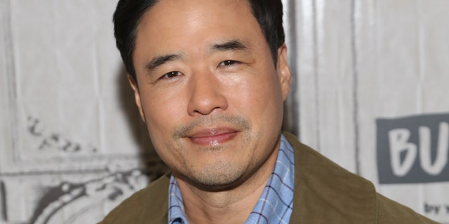 Randall Park revealed he got the coronavirus vaccine as part of a trial.