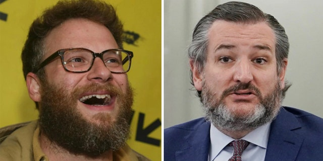 Seth Rogen slams Ted Cruz as a 'fascist,' says Texas Sen. would benefit from smoking marijuana with him.jpg