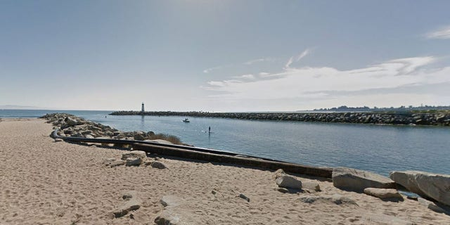 Several boats capsized at the mouth of Santa Cruz Harbor on Sunday, tossing 12 children into the water, authorities said.
