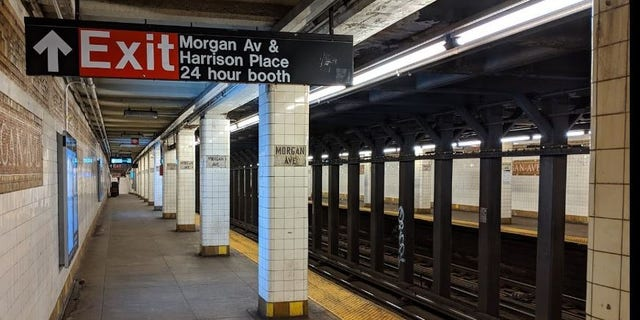 Multiple attacks have been reported at a subway station in Brooklyn.