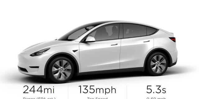 Tesla launches cheaper Model Y variant